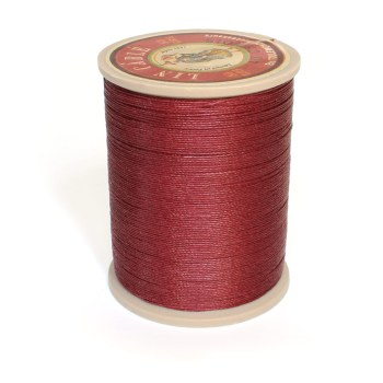 Linen Thread: Brick