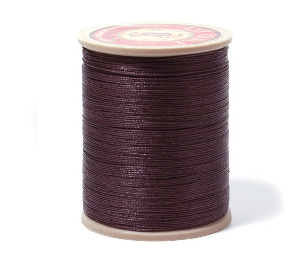 Linen Thread: Dark Brown