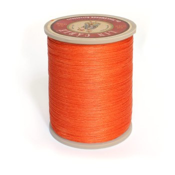Linen Thread: Orange