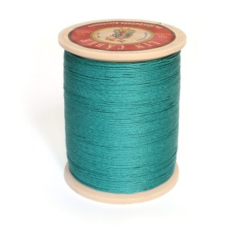 Linen Thread: Peacock