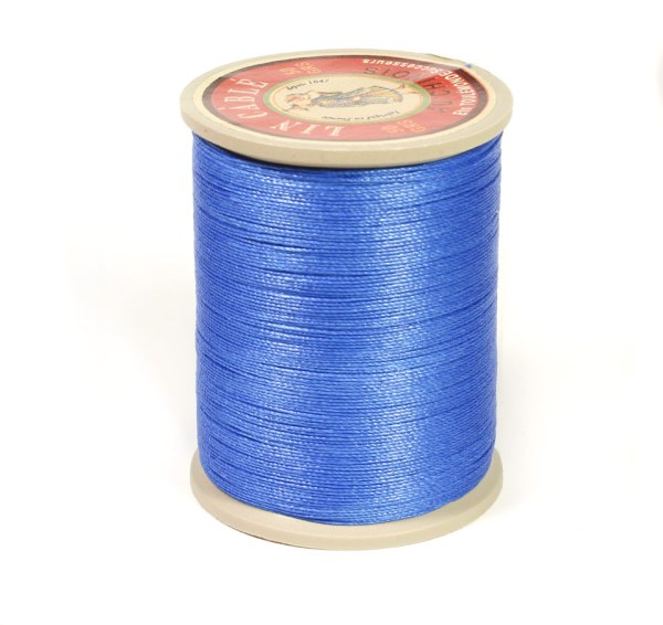 Linen Thread: Royal Blue