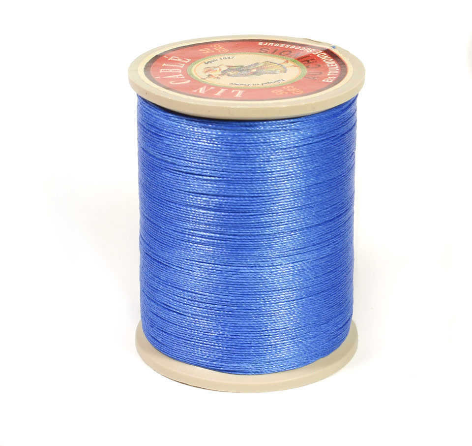 Linen Thread: Royal Blue