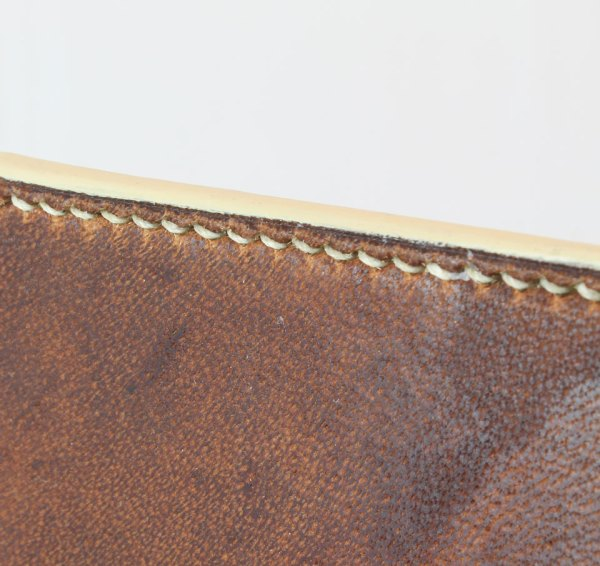 Leather Edge Paint: Ecru