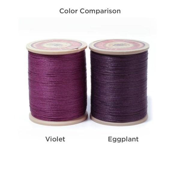 Linen Thread: Violet