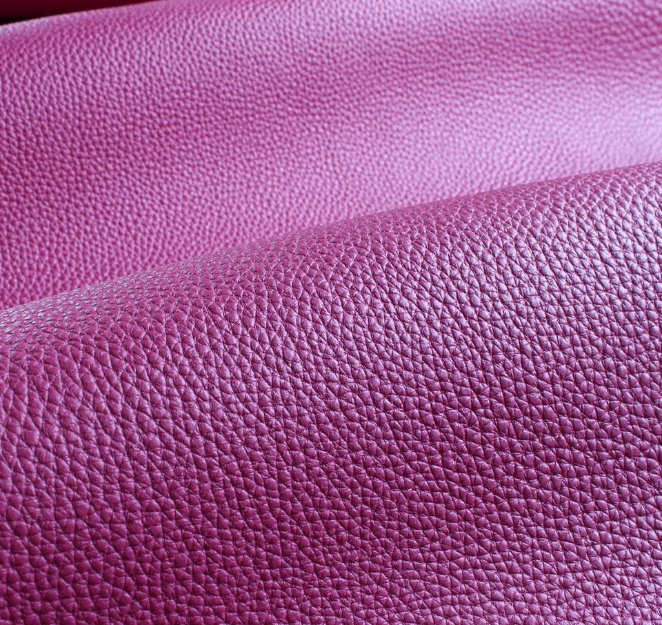 Shrunken Calf: Pink
