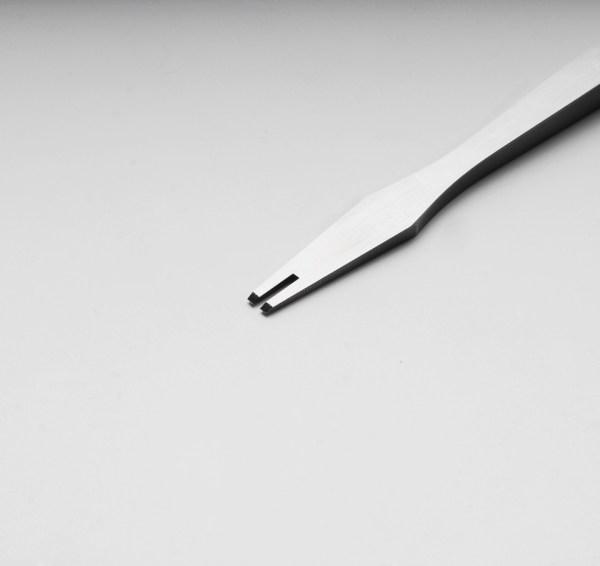 Thonging Iron Two Teeth (mm)