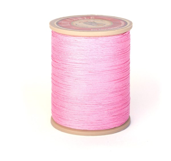 Linen Thread: Pink