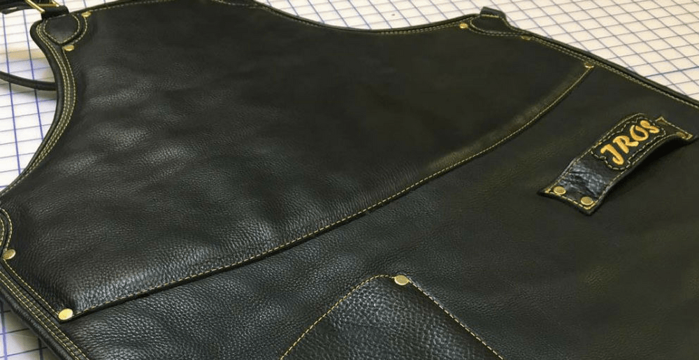 What Makes a Good Apron for Leatherworking