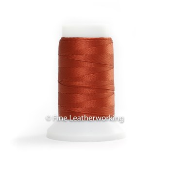 Polyester Thread Size #1: Burnt Orange