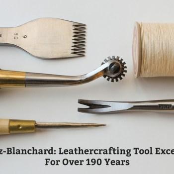 Vergez Blanchard Tools