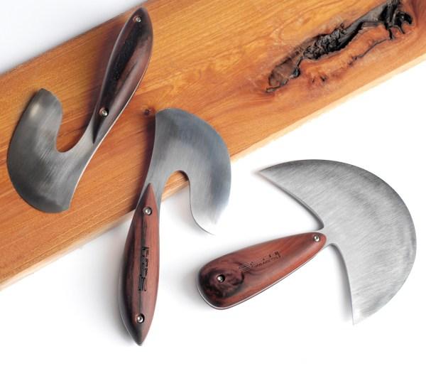 Doldokki Round Knife and Half Round Knives