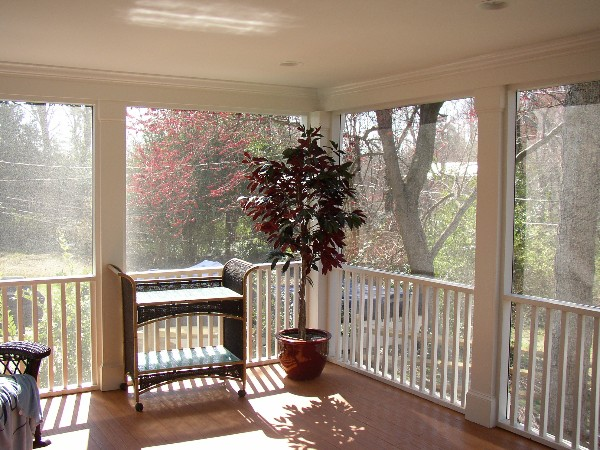 Screened Porch Ideas Deck