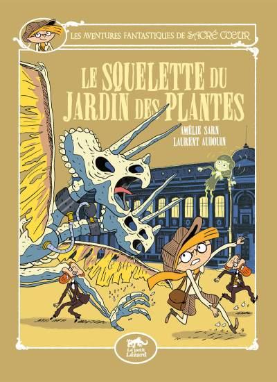 Le Squelette du jardin des plantes