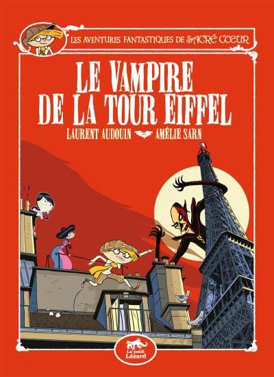 Le vampire de la Tour Eiffel