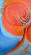 Безумието на една мечта - маслена живопис от Fineluart