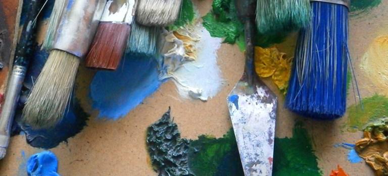 Живописта като изобразително, изящно и визуално изкуство
