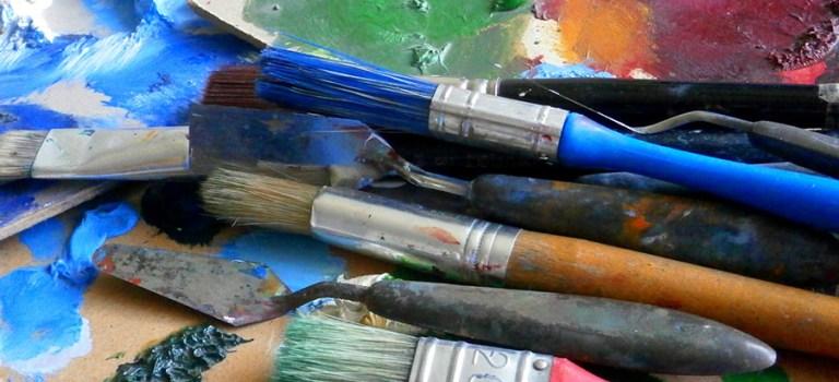Как да рисувам с маслени бои?