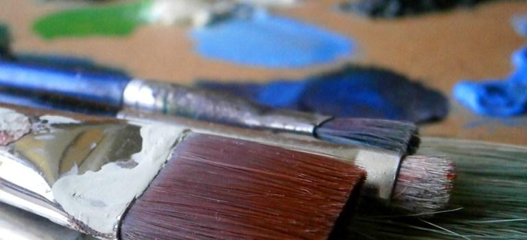 Как да разпозная добрата идея за живопис и изкуство?