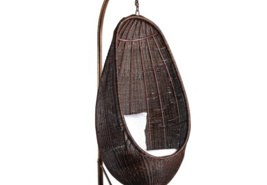 Hanging Rattan Chair Stand