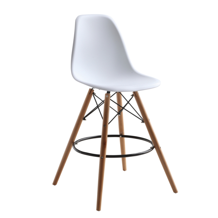 round base chair steelcase task manual woodleg counter www finemodimports com