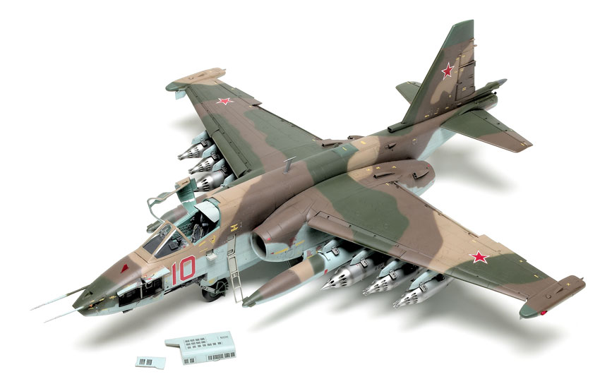 Trumpeter 132 Scale Su 25 Frogfoot A Finescale