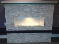 Boulevard Series Vent Free Linear Gas Fireplace | Fine's Gas