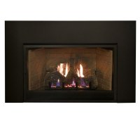 Empire Small Vent-Free Fireplace Insert | Fine's Gas