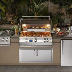 Magic Kitchen Grill Industrial Lighting Fire Aurora Outdoor Island Package Fine S Gas