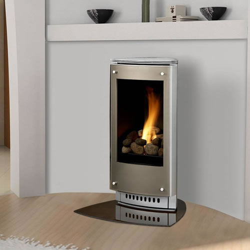 HeatNGlo Paloma Direct Vent Gas Stove