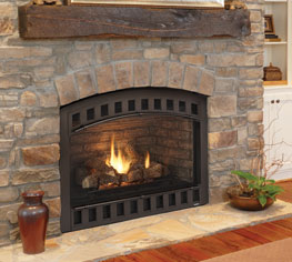 Heatilator Caliber NXT 36 Direct Vent Fireplace