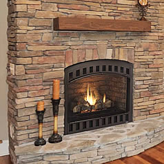 Direct Vent Gas Fireplaces  Fines Gas