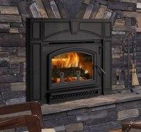 Quadra-Fire Wood Burning Fireplace Inserts