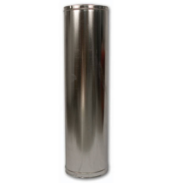 48 Inch Section Of 12DM Chimney Vent Pipe   Fine's Gas