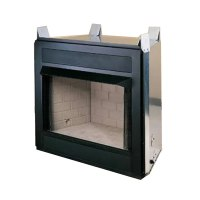 Ventless Fireplace Inserts and Fireboxes | Fines Gas