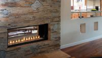 Superior Vent-Free Linear Luminary Fireplace | Fine's Gas