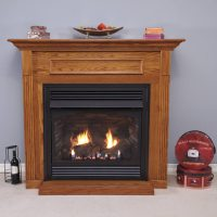 Empire Vail 36 inch Gas Fireplace System