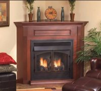 Empire Vail 36 inch Gas Fireplace System | Fine's Gas