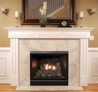White Mountain Hearth Direct Vent Fireplaces | Fines Gas