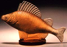 Lalique Perch Mascot