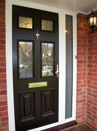 Front Doors Birmingham | Composite, UPVC Front Door ...