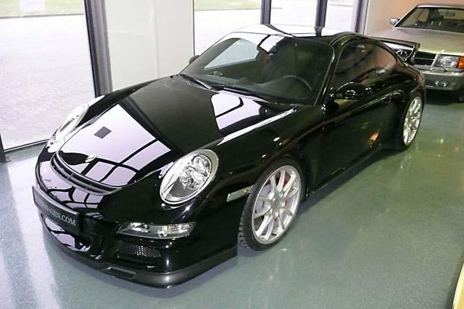 Gebrauchtwagen Porsche 997 GT3 zu verkaufen