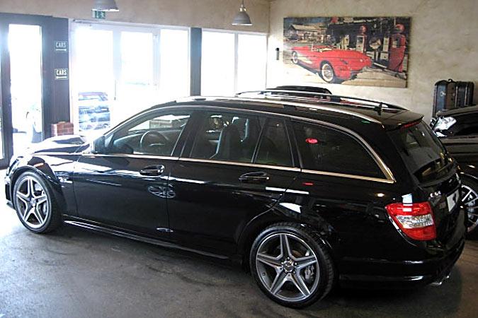 Gebrauchtwagen Mercedes-Benz C 63 AMG T-Modell zu verkaufen