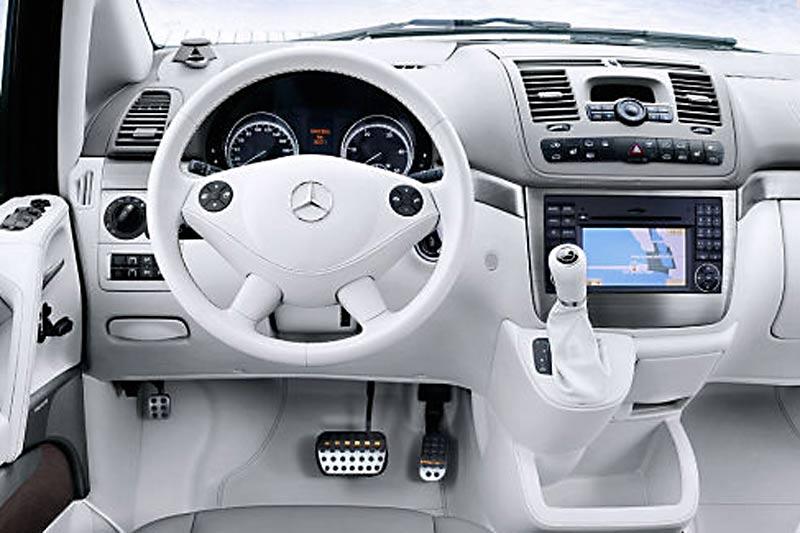 Mercedes-Benz Viano Vission Pearl
