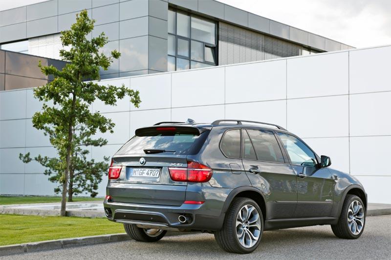 Der BMW X5 und der BMW X6 werden noch sportlicher
