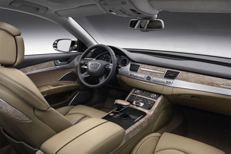 Audi A8 L W12 Audi exclusive concept