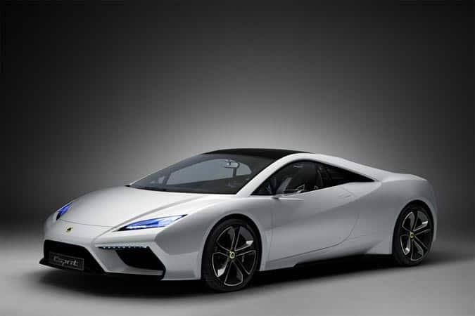 Neue Lotus Modelle
