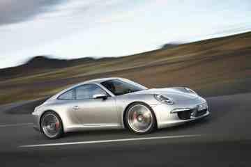 Neuer Porsche 911 Carrera
