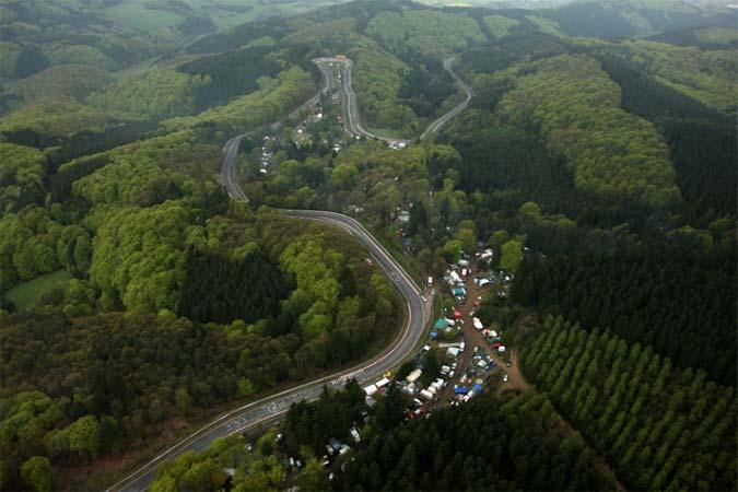 Nürburgring Nordschleife Touristenfahrten