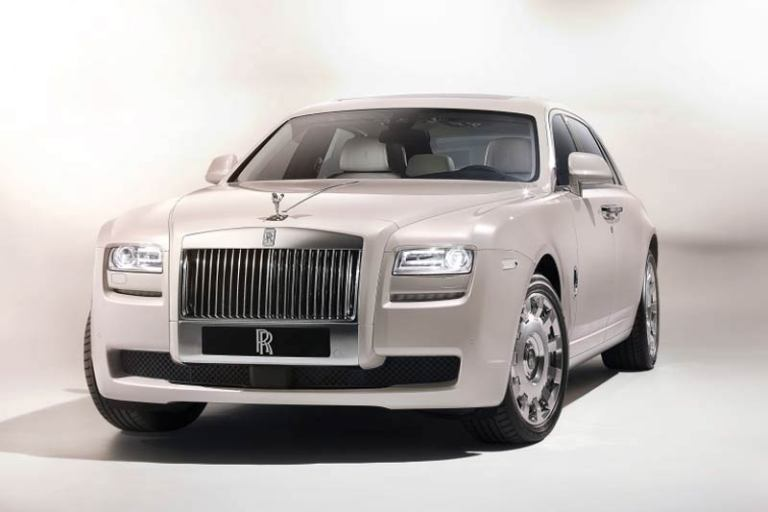 Rolls-Royce Ghost Six Sences
