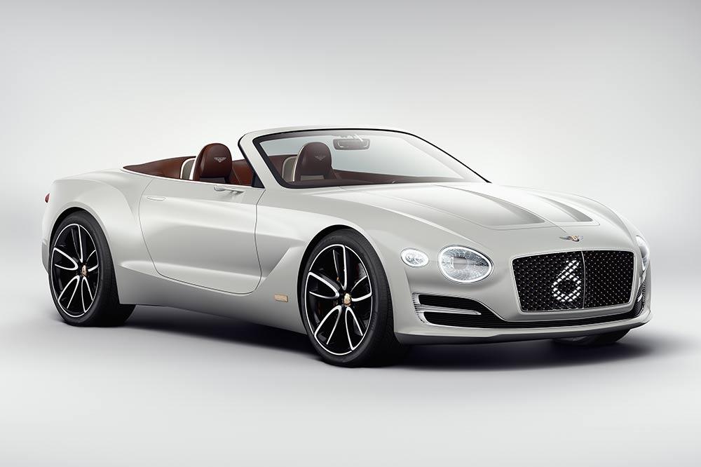 Bentley Elektroautomobil
